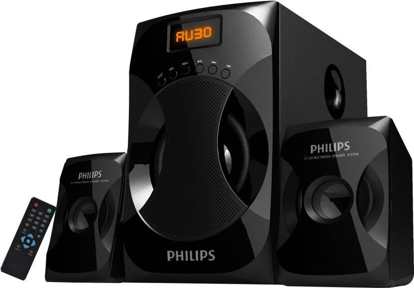 Philips 2.1 Multimedia Speaker System Explode MMS4040F/94