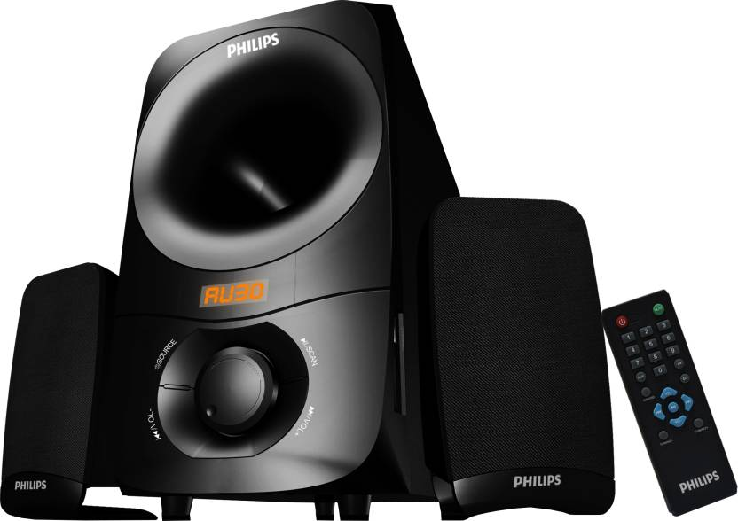 f89a1f7d9 Philips Thunder IN-MMS6000F 94 Portable Home Audio Speaker (2.1 Channel)
