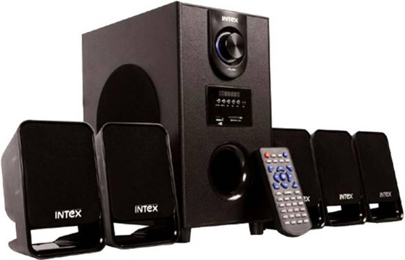 Intex IT 500 Suf Laptop/Desktop Speaker available at Flipkart for Rs.2900
