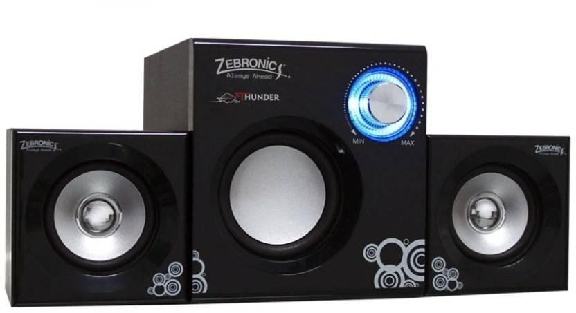 Zebronics Thunder SW2250 Portable Laptop/Desktop Speaker