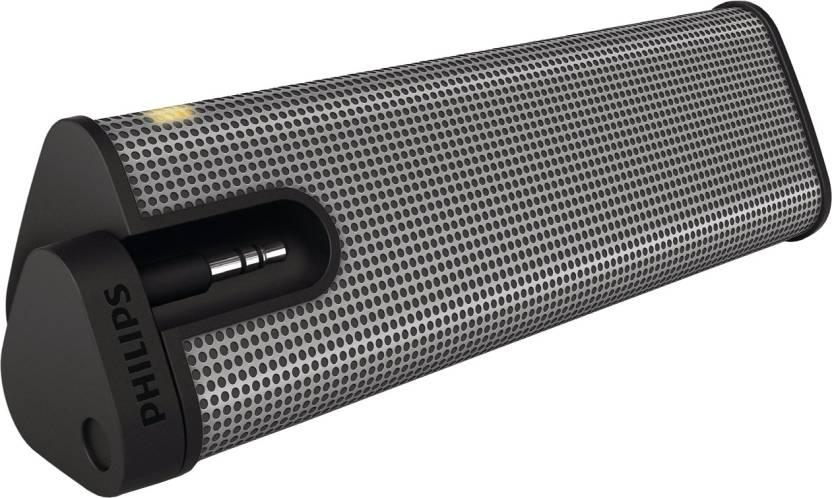 Philips SBA1610/00 Portable Mobile/Tablet Speaker