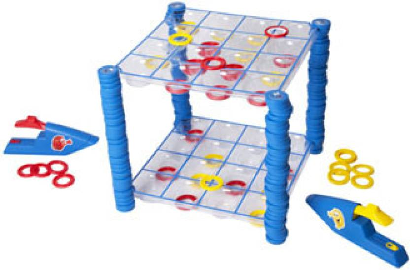 Funskool Connect 4 Launchers