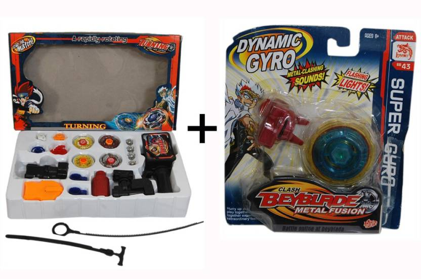SHOPSTAR BeyBlade Complete Game With Launcher Combo With