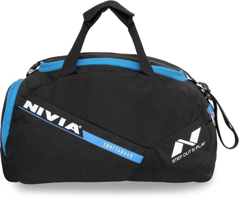 5640f3f948505e Nivia Sports Pace 01 Multi-Purpose Bag - Buy Nivia Sports Pace 01 ...