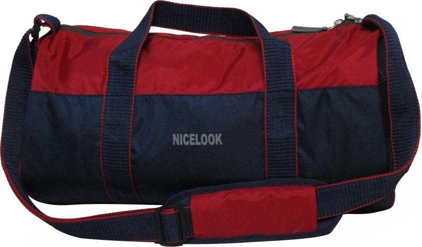 Nicelook TRAVEL GYM BAG - Buy Nicelook TRAVEL GYM BAG Online at Best ... 2c834c8d78886