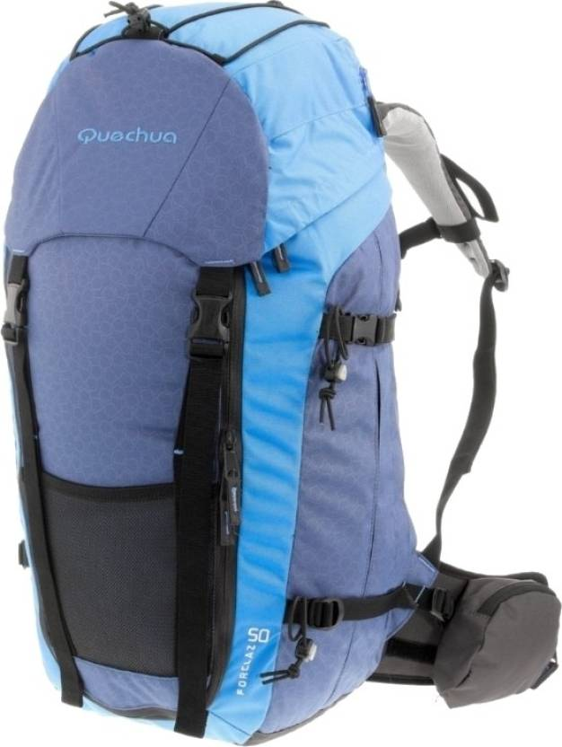 bb8dc5ca79965 Quechua by Decathlon Forclaz 50 Backpack - Buy Quechua by Decathlon ...