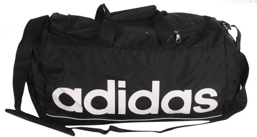 84a76d9ffd6c ADIDAS Linear Ess Sports Bag - Buy ADIDAS Linear Ess Sports Bag ...