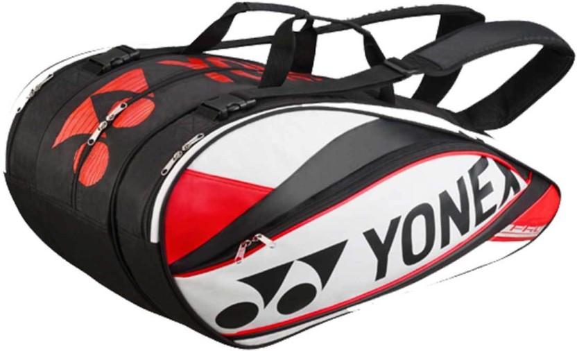 Black YONEX  BackPack Racket Bag 2913EX w//Shoe Compartment