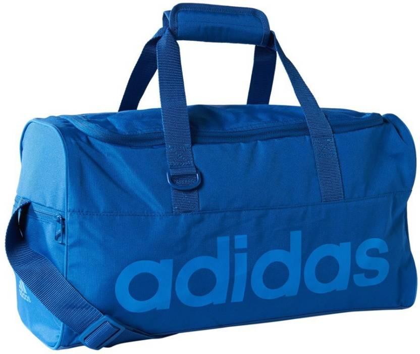 5932195df58a ADIDAS LIN PER TB S Sports Sports Travel Bag - Buy ADIDAS LIN PER TB ...