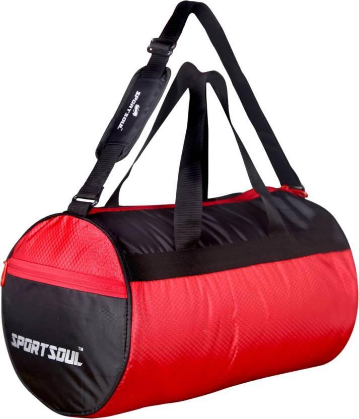 98d35dad11d6 SportSoul Gym Bag with Shoe Pocket Duffel Bag - Buy SportSoul Gym ...