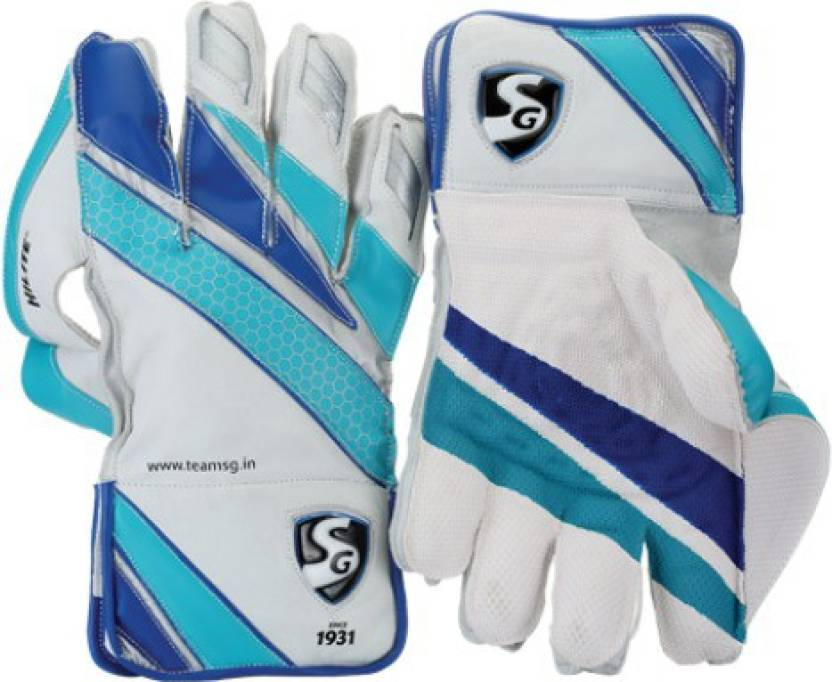 SG HIlite Wicket Keeping Gloves (Men, Multicolor)