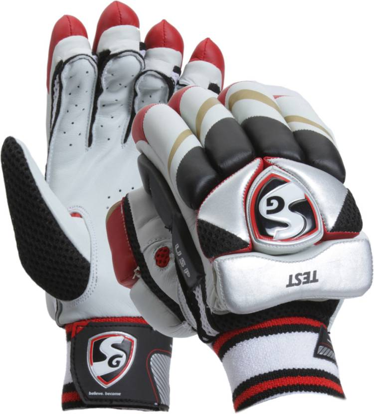 SG Test Batting Gloves (S)