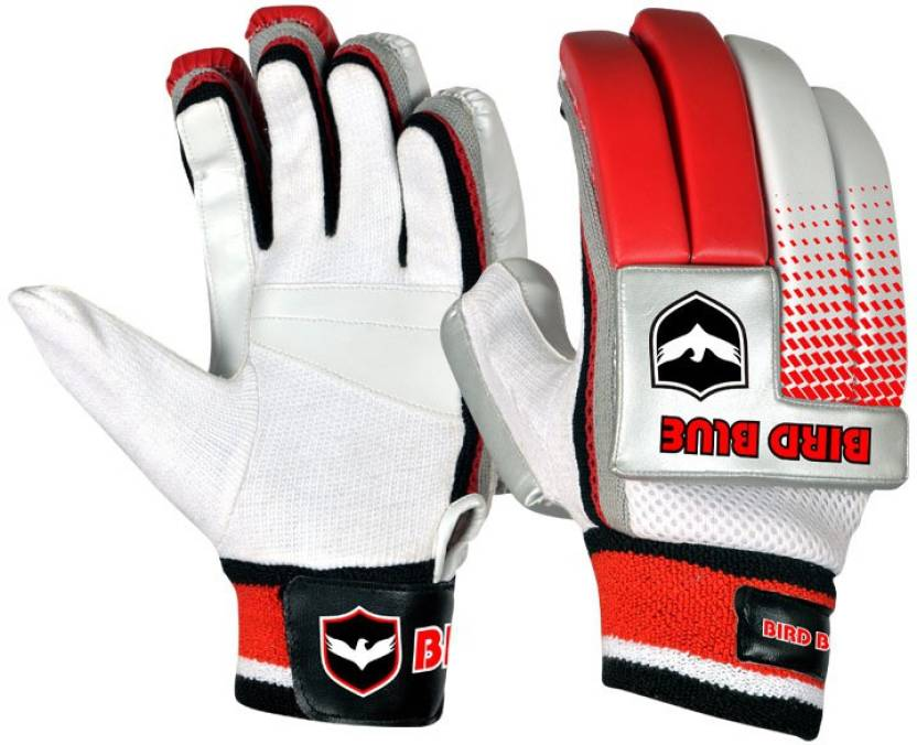 Birdblue club powe birdblue Batting Gloves (Men, Red, White)