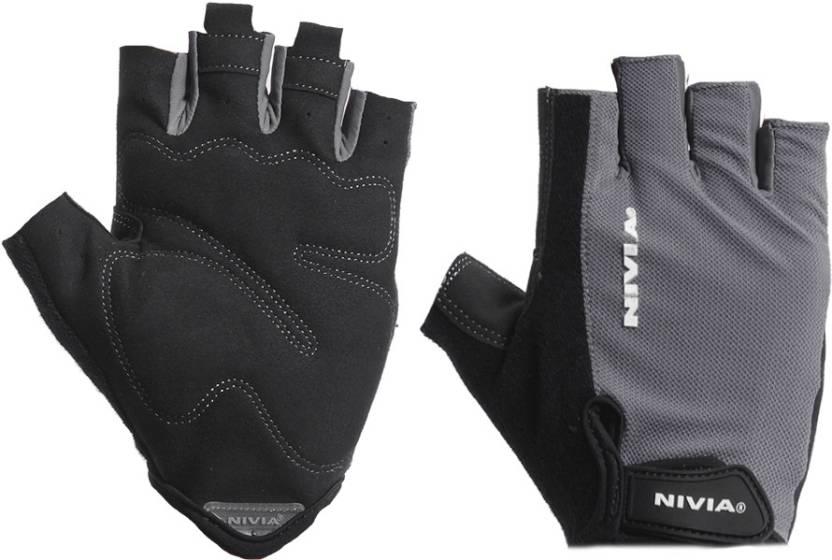 Nivia Python Gym & Fitness Gloves (M)