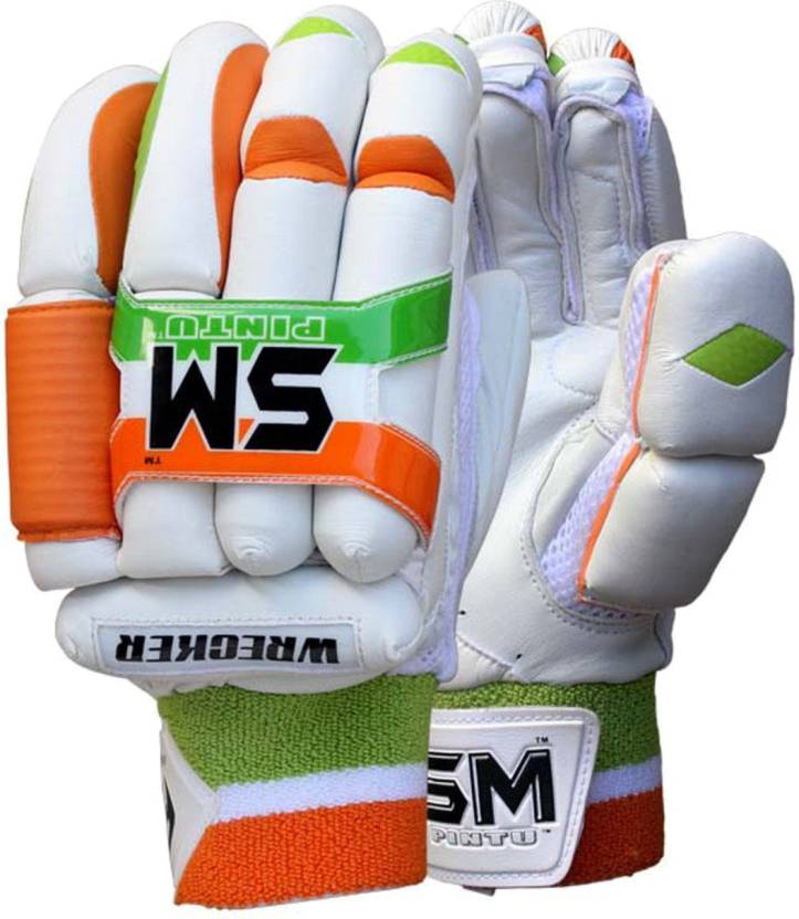 SM Wrecker Batting Gloves