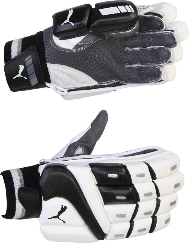 Puma EVO POWER BLACK EDITION Batting Gloves (Men 5fb2c08d32