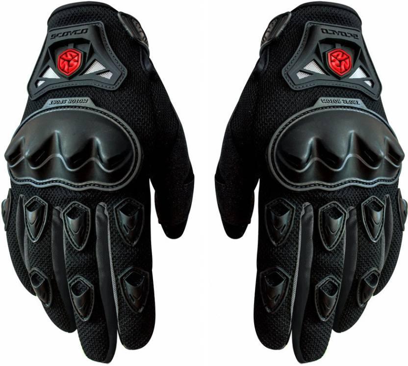 Extra 10% off on Biker Gloves