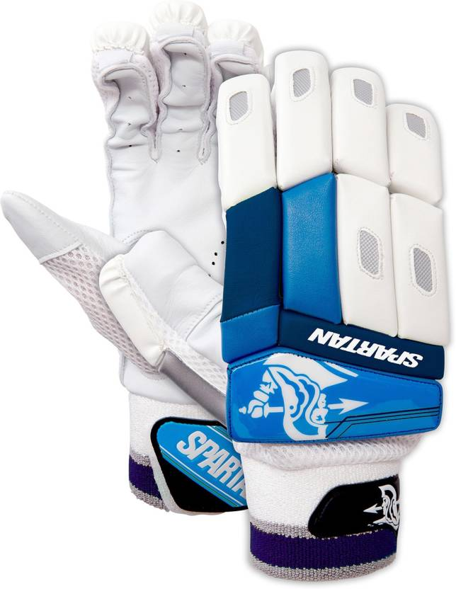 Spartan CB-183 Batting Gloves (Youth, White)