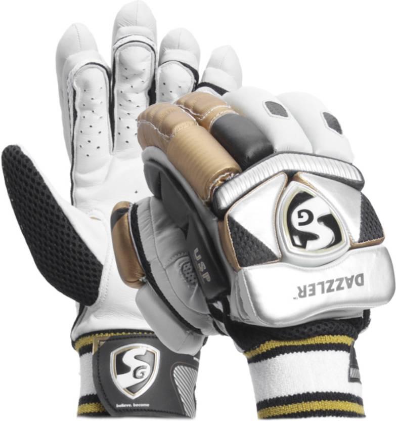 SG Dazzler Batting Gloves (L)