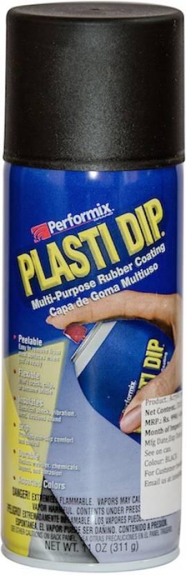 Performix Plasti dip Multi Purpose Rubber Coating Black
