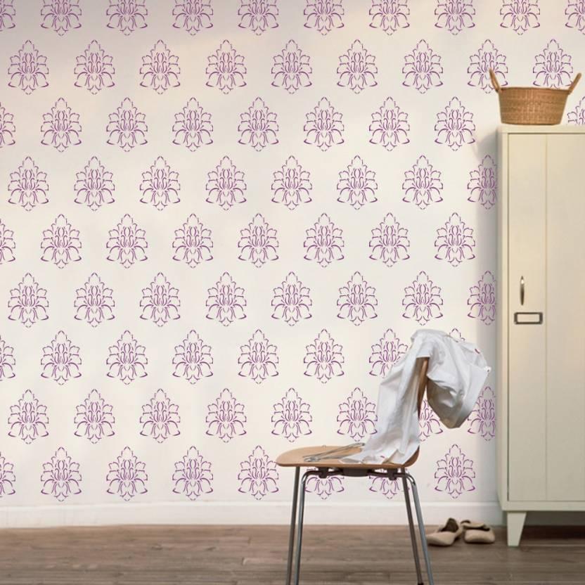 Arhat Stencils Asr E72 Glossy Pvc Wall Dcor Art Stencil Price
