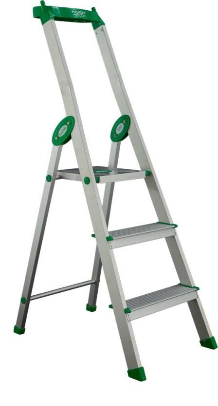 Bathla Eco 2 Step Aluminium Ladder