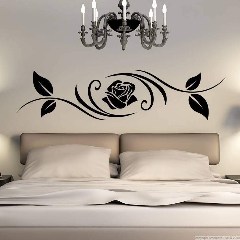 Ambiance Wall Stickers decor kafe small wall sticker for bedroom sticker price in india