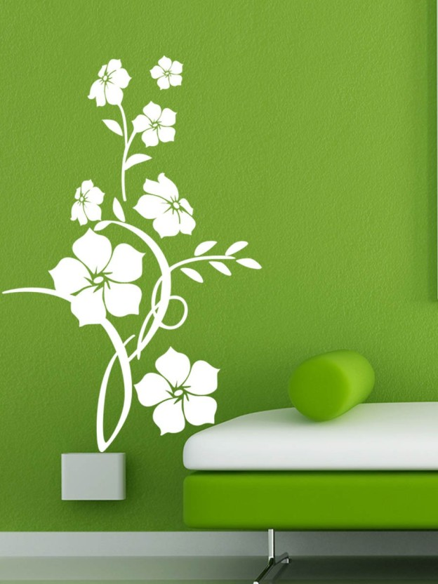 trends on wall medium nature sticker price in india buy trends ontrends on wall medium nature sticker (pack of 1)