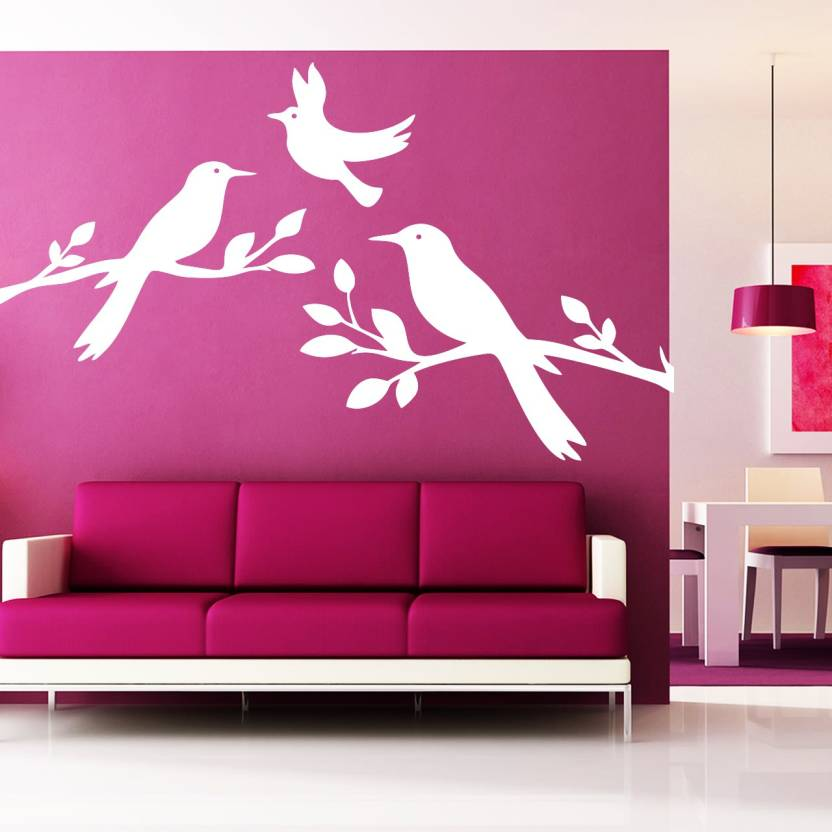Decor Kafe Large Wall Sticker For Bedroom Sticker