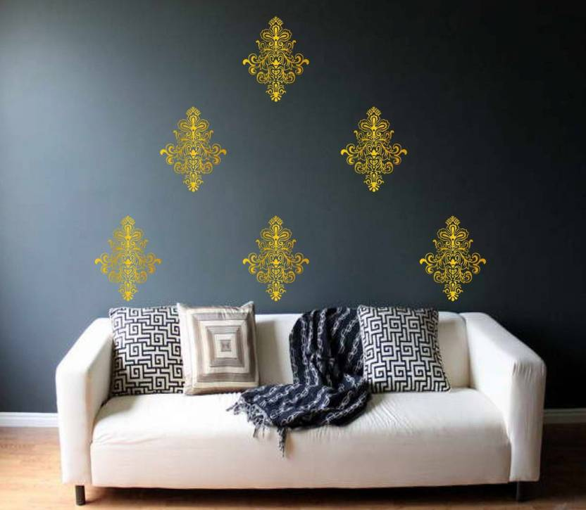 Decor Villa Large Vinyl Sticker Price In India Buy Decor Villa
