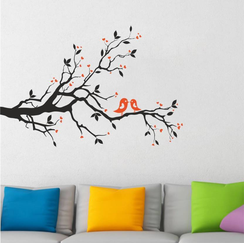 Wall Decors Below Rs.299 By Flipkart | Rawpockets Large PVC Sticker @ Rs.249