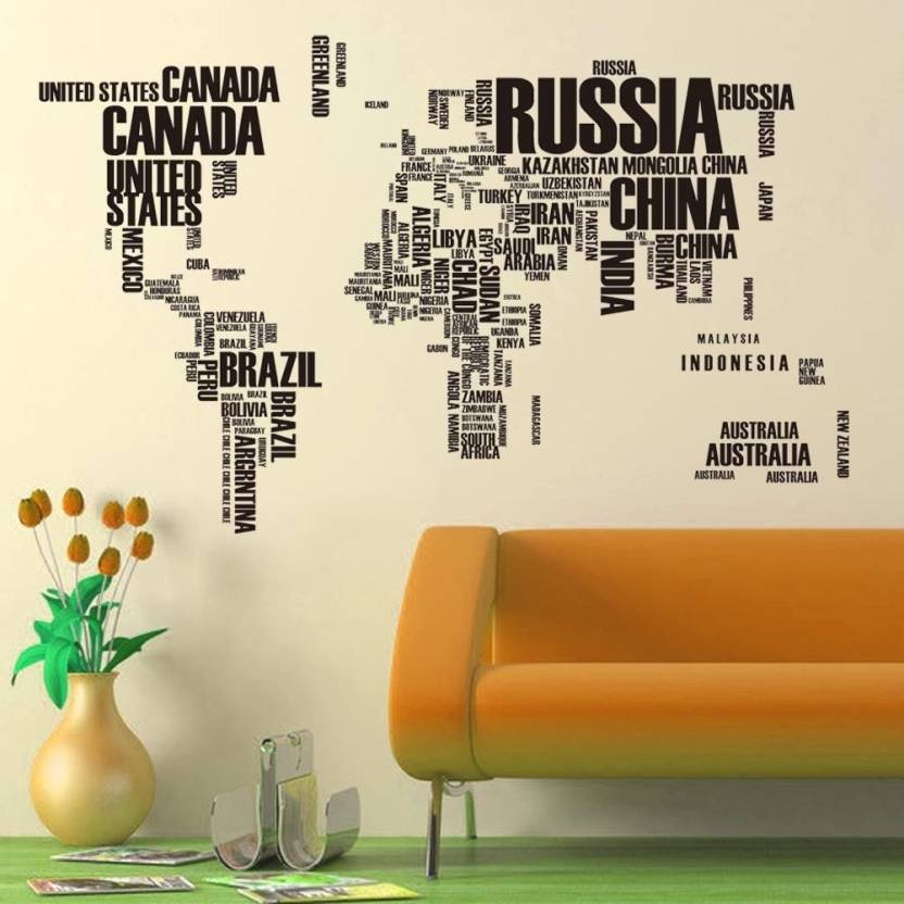 Wow wall stickers large vinyl sticker price in india buy wow wall wow wall stickers large vinyl sticker publicscrutiny Image collections