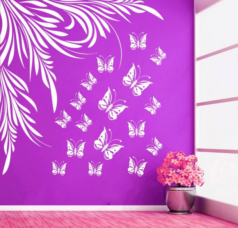 decor kafe small wall sticker for bedroom sticker price in india