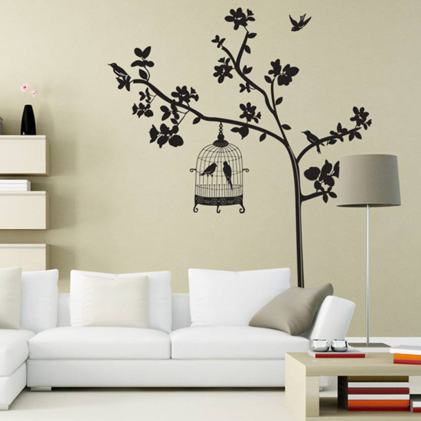 Cortina Extra Large Wall Sticker Sticker Price In India Buy