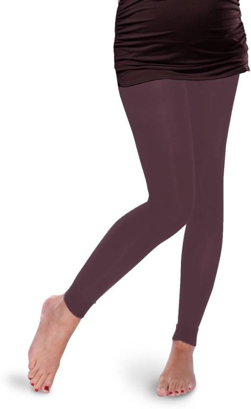 cbe35cc0d31 Golden Girl Women s Opaque Stockings - Buy Purple Golden Girl Women s  Opaque Stockings Online at Best Prices in India