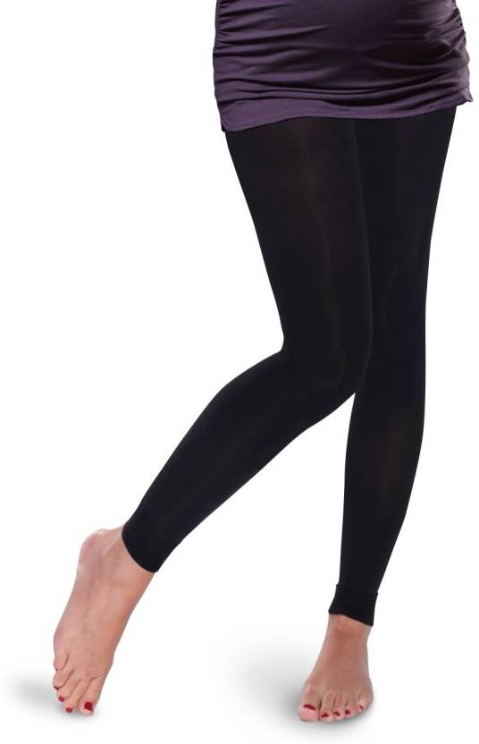 18de535abd3 Golden Girl Women s Opaque Stockings - Buy Black Golden Girl Women s Opaque  Stockings Online at Best Prices in India