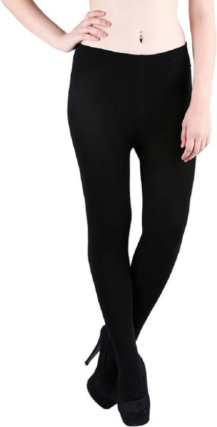 6ba79c464 Diamond Doll Women s Opaque Stockings - Buy Black Diamond Doll Women s  Opaque Stockings Online at Best Prices in India