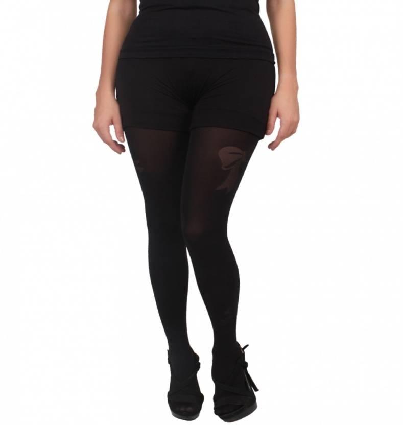 d467b36c2 Celebrity Women's Opaque Stockings - Buy Black Celebrity Women's Opaque Stockings  Online at Best Prices in India | Flipkart.com