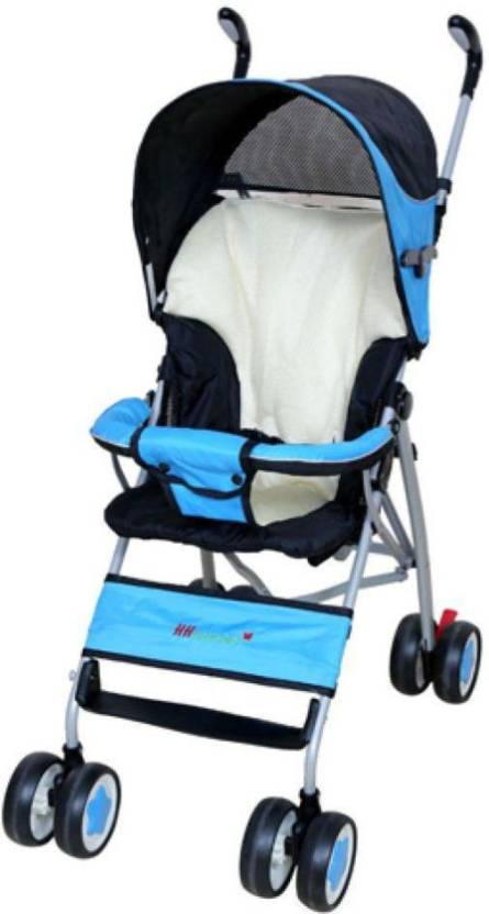 Yours Shop Sitting Stroller-Blue