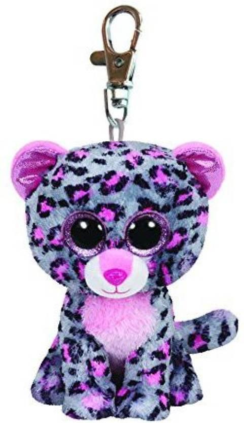 352b78b9581 TY Beanie Babies Tasha Leopard Clip - 6 inch - Tasha Leopard Clip ...