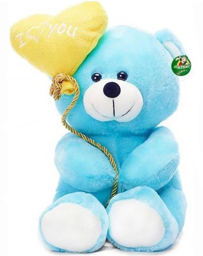 Mgplifestyle i love you ballon heart teddy bear blue 18 cm 7 cm mgplifestyle i love you ballon heart teddy bear blue 18 cm 7 cm altavistaventures Images