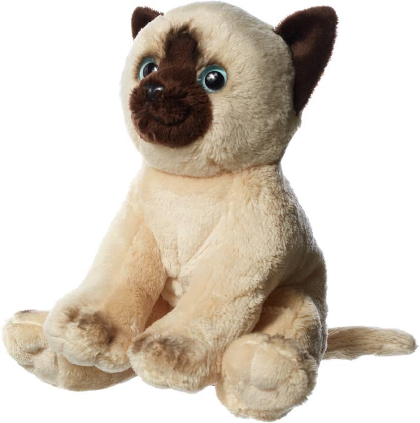 1f3bbff278c0d Hamleys Floppy Siamese Cat - 6 inch - Floppy Siamese Cat . Buy ...