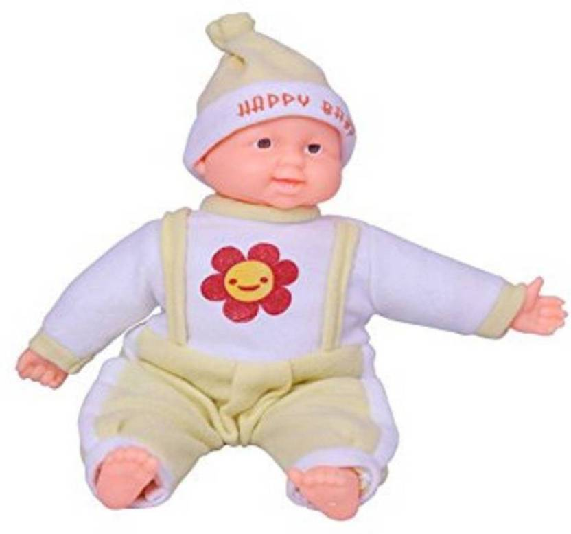 Ar Enterprises Laughing Baby Boy Toy 20 Cm Laughing Baby Boy Toy