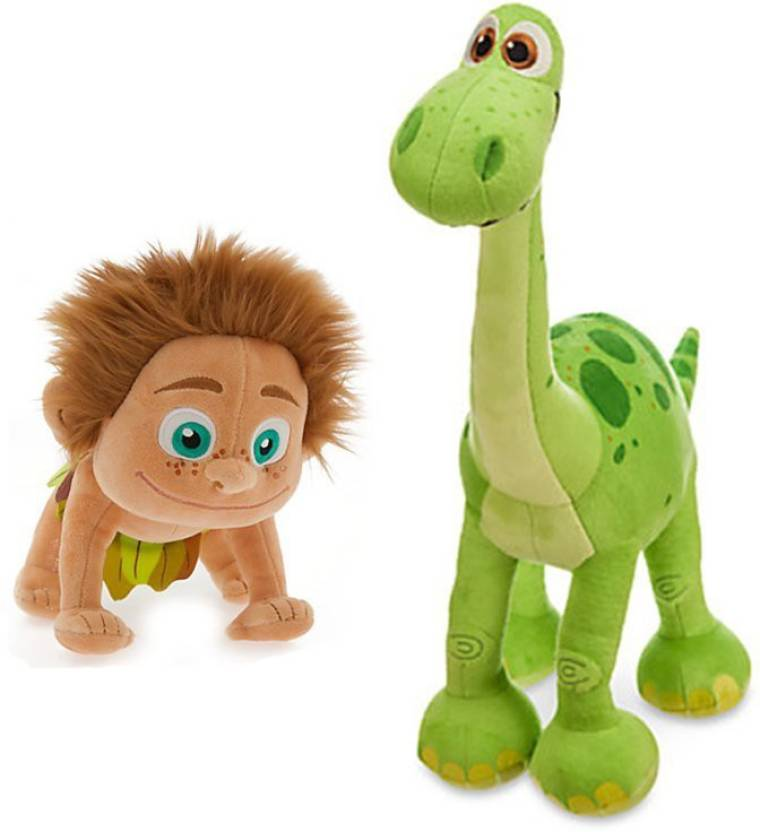 Disney The Good Dinosaur Arlo and Spot Exclusive Plush Gift Set - 9 inch  (Multicolor) 07dd50e0b