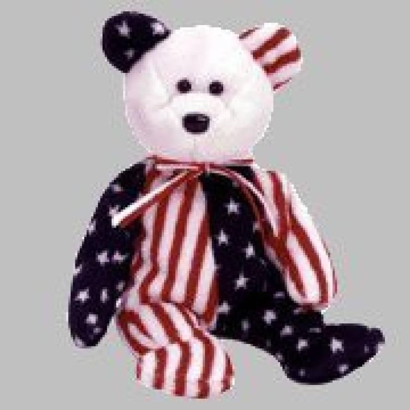 Ty Beanie Baby Teddy Spielzeug Spangle Bean Bags