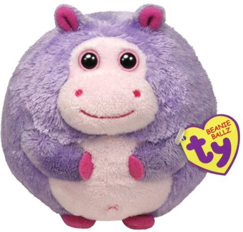 TY Beanie Babies Dewdrop The Hippo - 6 inch - Dewdrop The Hippo ... d7f368b6f8e