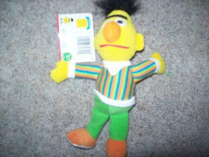 Tyco Sesame Street Beans Bert - 33 07 inch - Sesame Street Beans