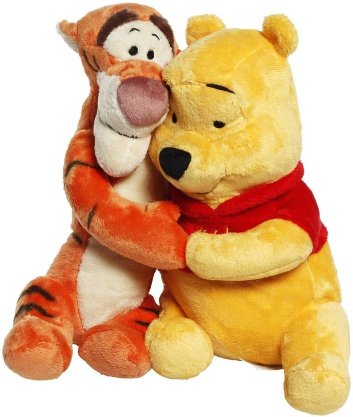 Disney Sofa Boa - Pooh and Tigger  - 8 inch