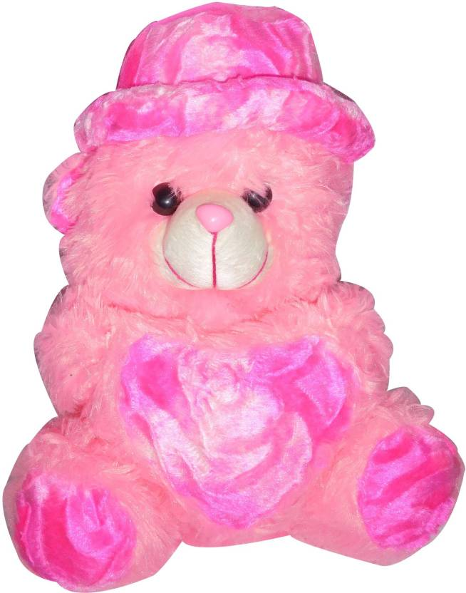 siddhi gifts birthday gifts for girls teddy bear with pink hat 30