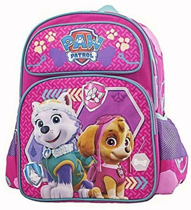 Paw Patrol NickelodeonPink Backpack d2df791d42622